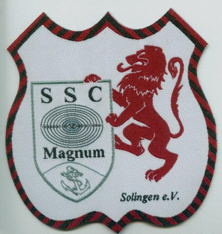 Logo des SSC Magnum solingen e.V.
